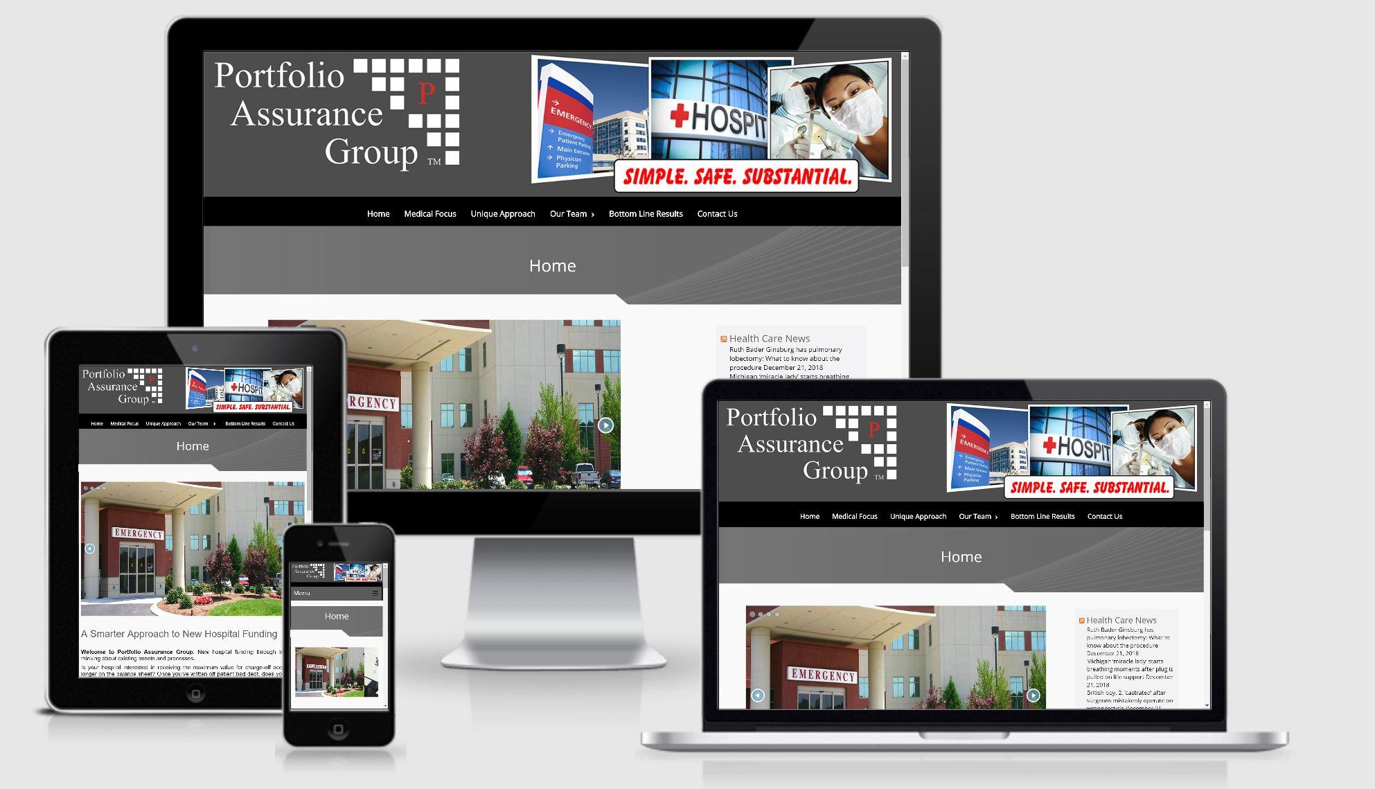 Portfolio Assurance Group
