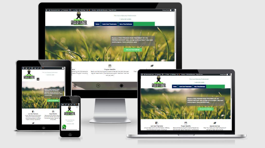 Greensmaster Lawn Service