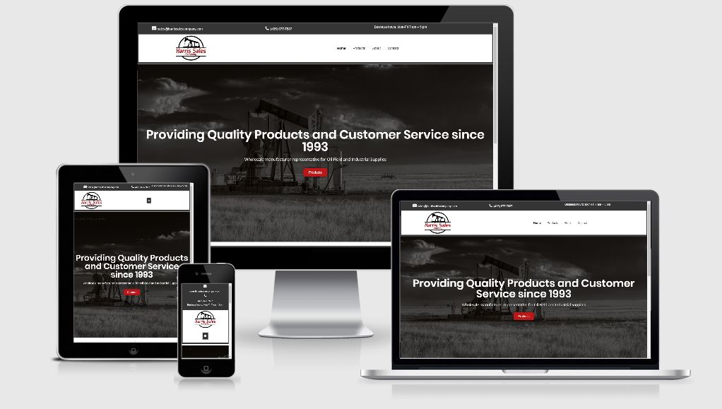 Harris Sales Company