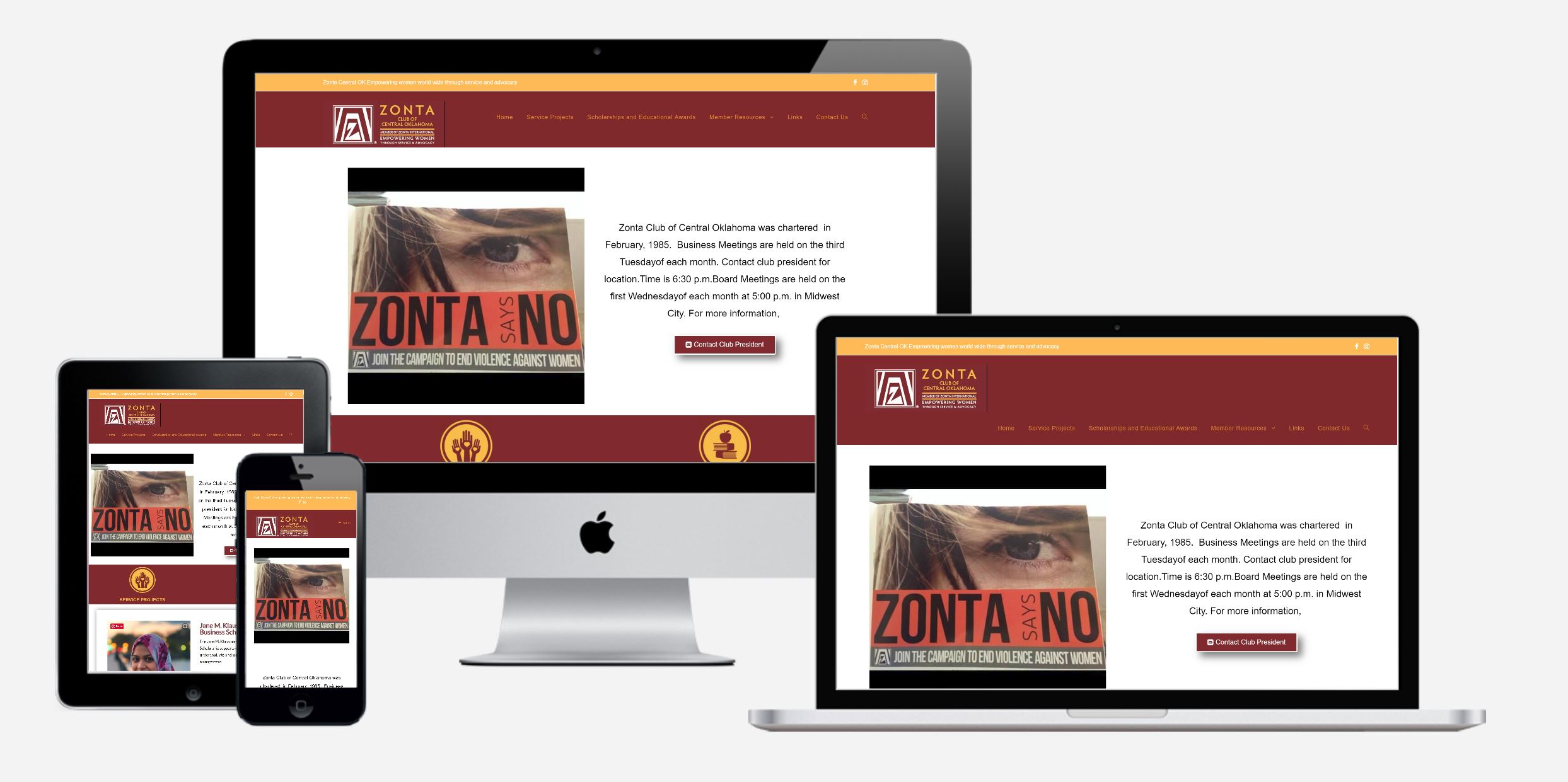 Zonta Central Oklahoma